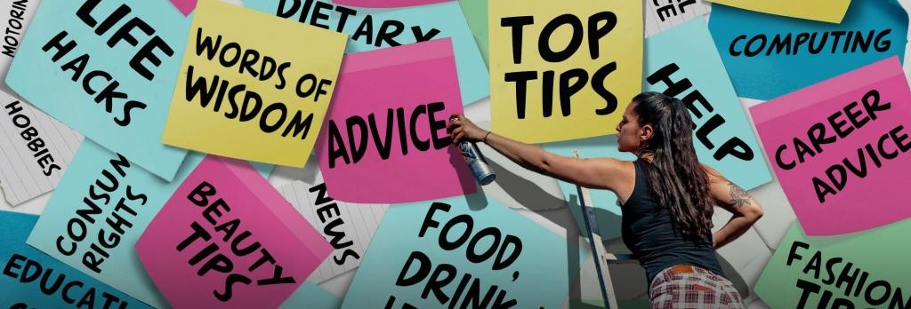 Write Top Tips