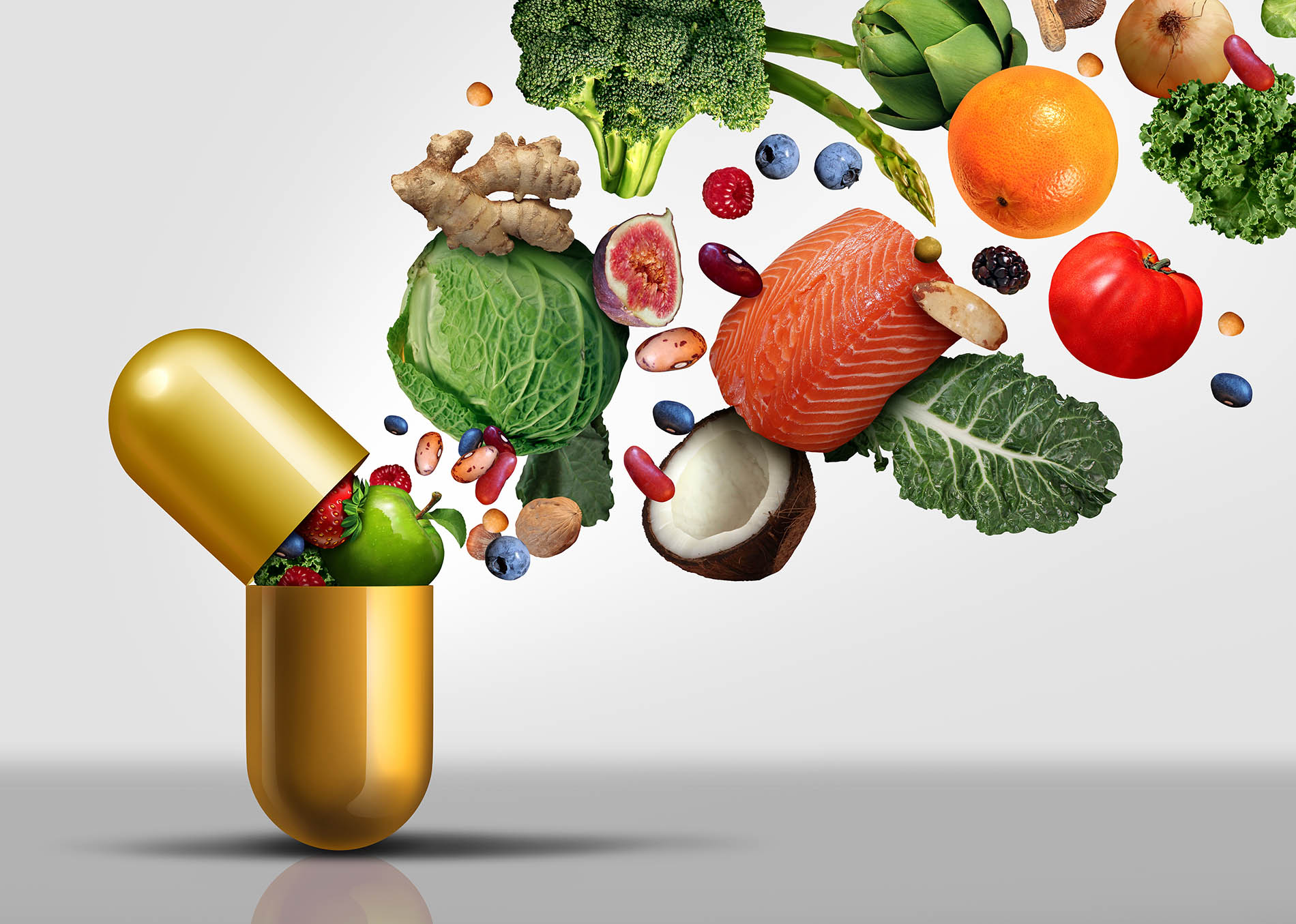 Year-end sale - Vitamins and Supplements