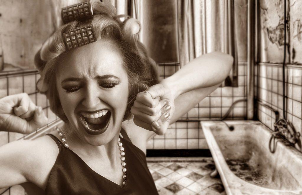 Avoid Mouldy Bathroom Horrors