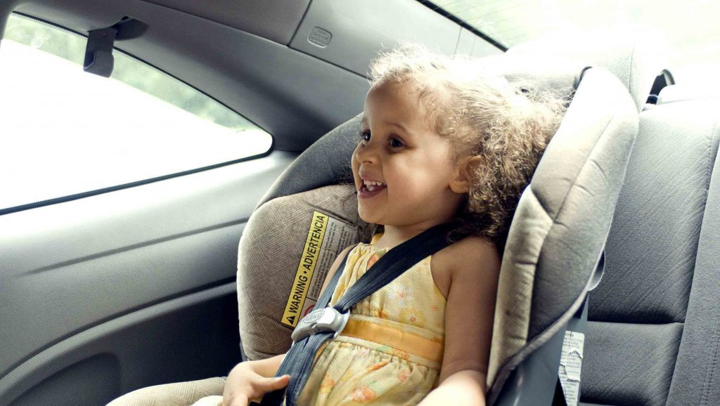 10 Child Car Seat tips and the Law