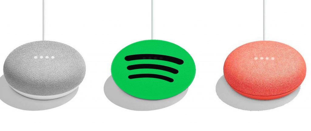 UK Spotify Offer – Get a free Google Home Mini